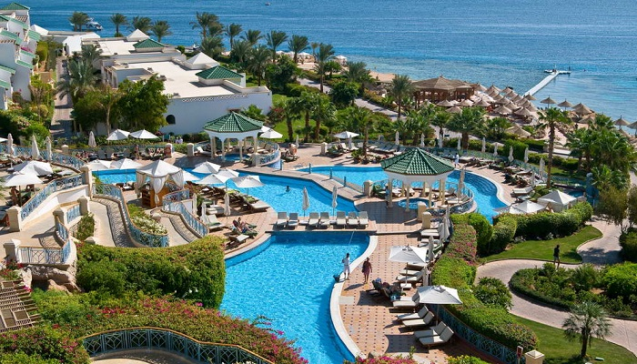 Hyatt Regency Sharm El Sheikh Resort 5*, Шарм-эль-Шейха