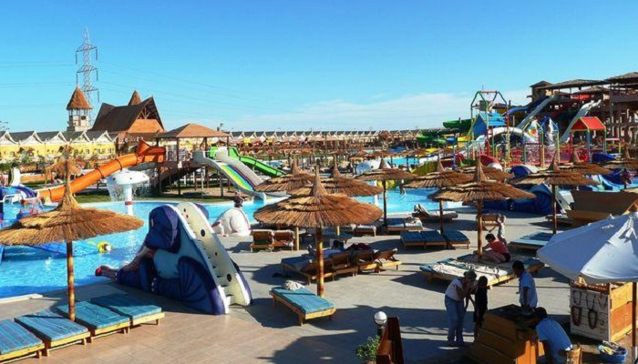 Albatros Jungle Aqua Park 4, Хургада