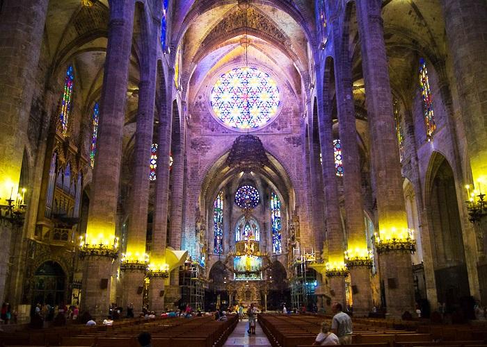 Особенности стиля Кафедрального собора