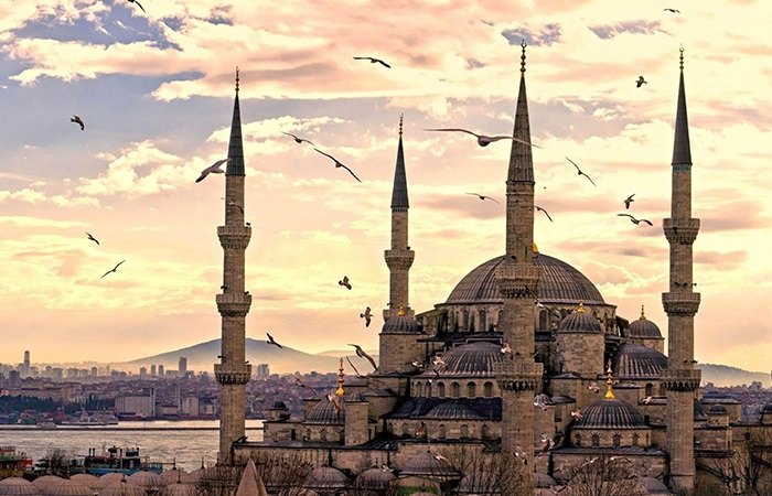 Поздравления курбан байрам в картинках на турецком языке, дарю
