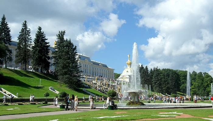 Санкт-Петербург на майские праздники 2019